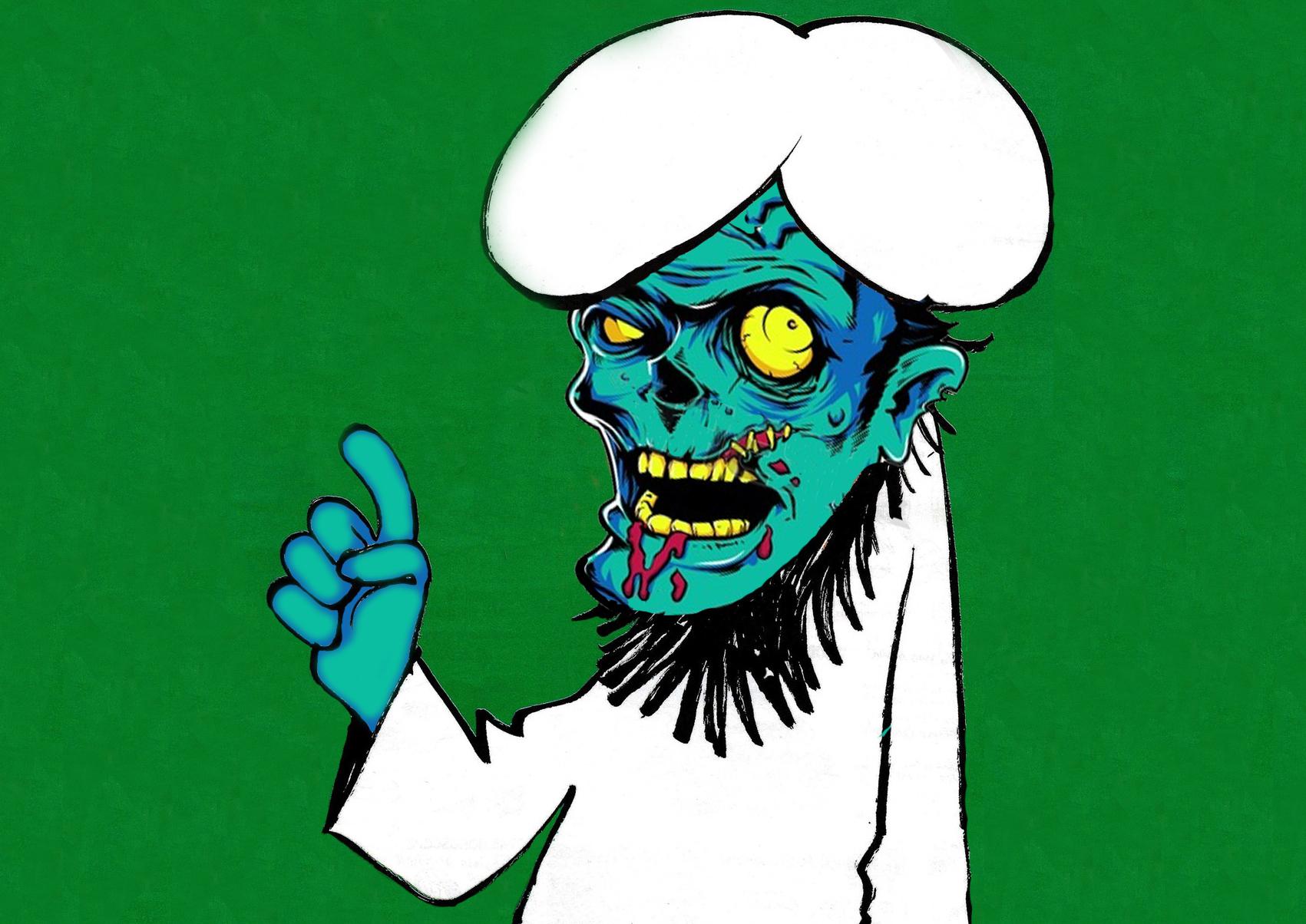 Je suis créature musulmane