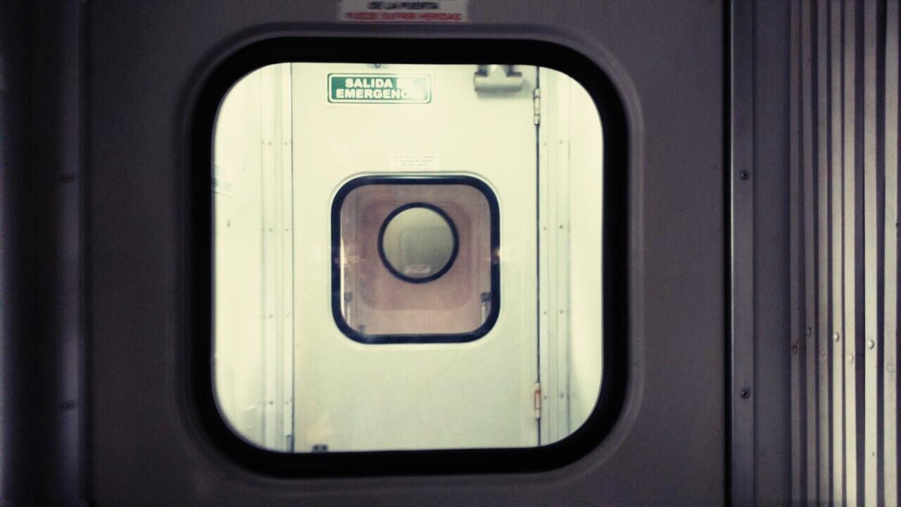 Detener el tiempo: crónica de viaje en tren