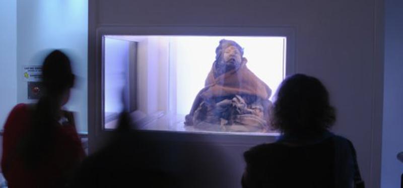 El museo que huele a morbo