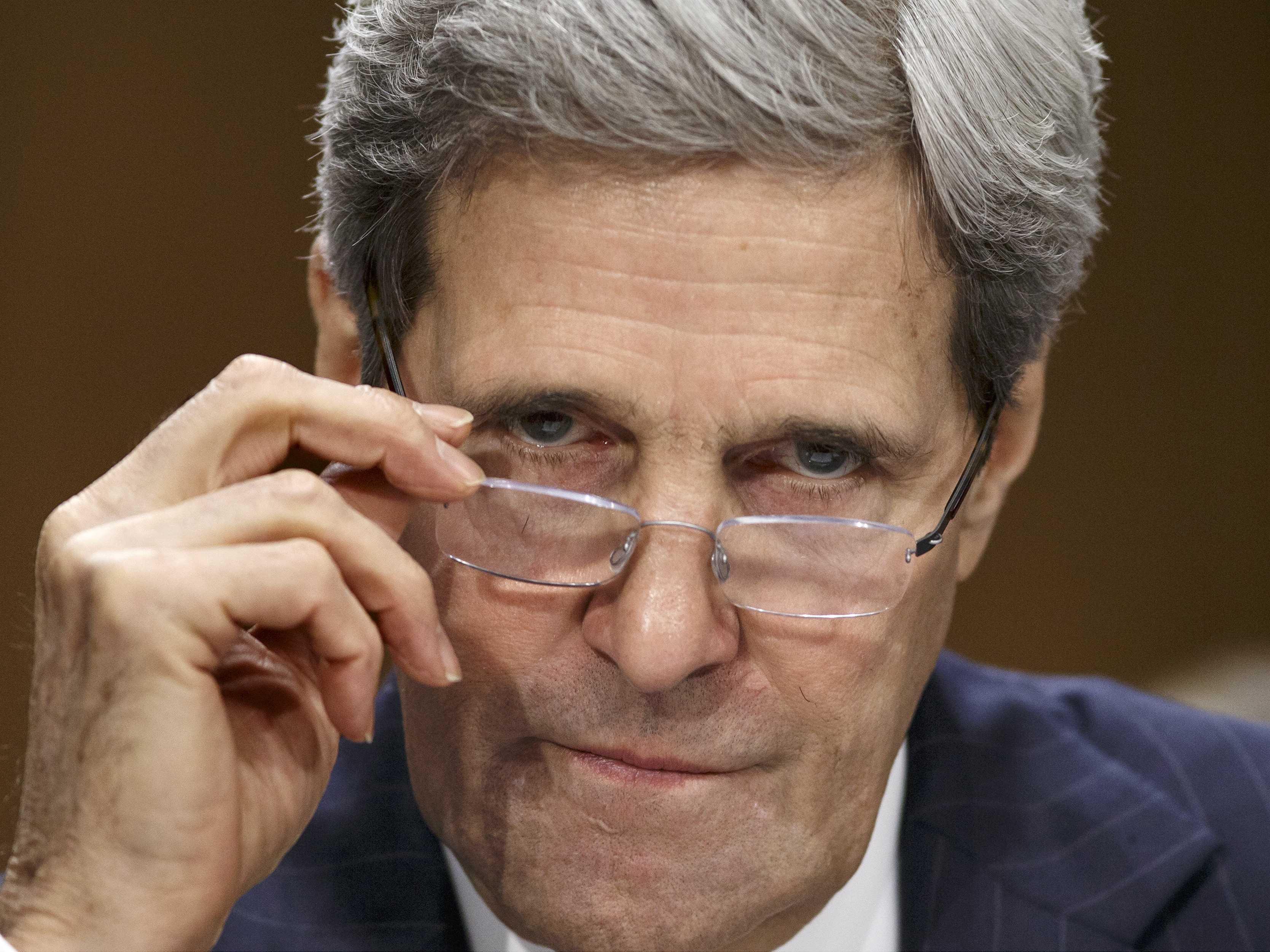 Bienvenido, Míster Kerry