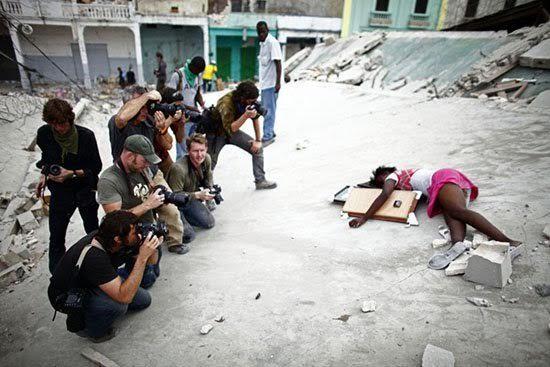 Nathan Weber. Haití, 2010.