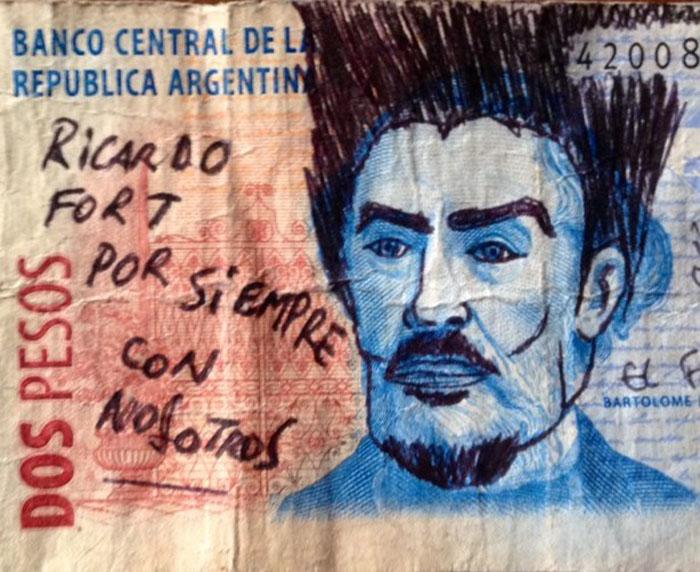 Ricardo Fort y la caricaturización del rico
