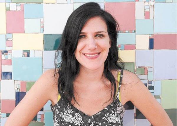 Marina Gersberg: «Escribo para no olvidar»