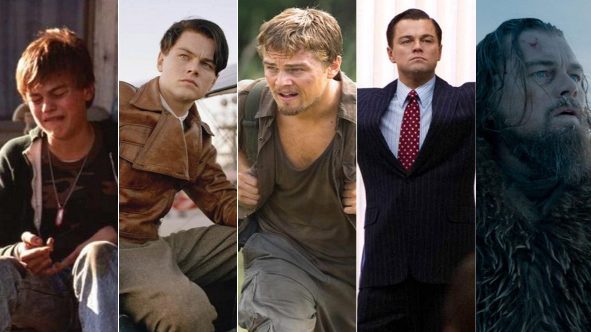 DiCaprio Nominaciones