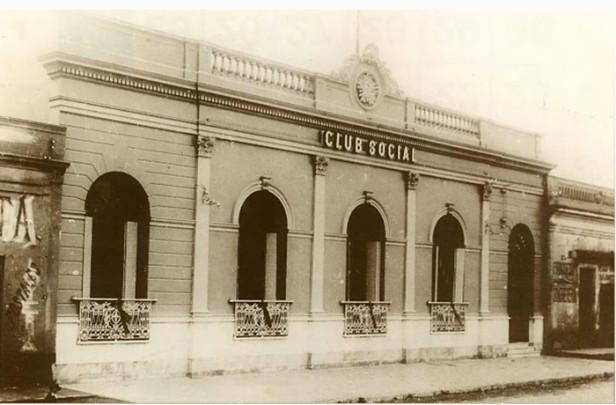 Club Social de Chivilcoy -1910-