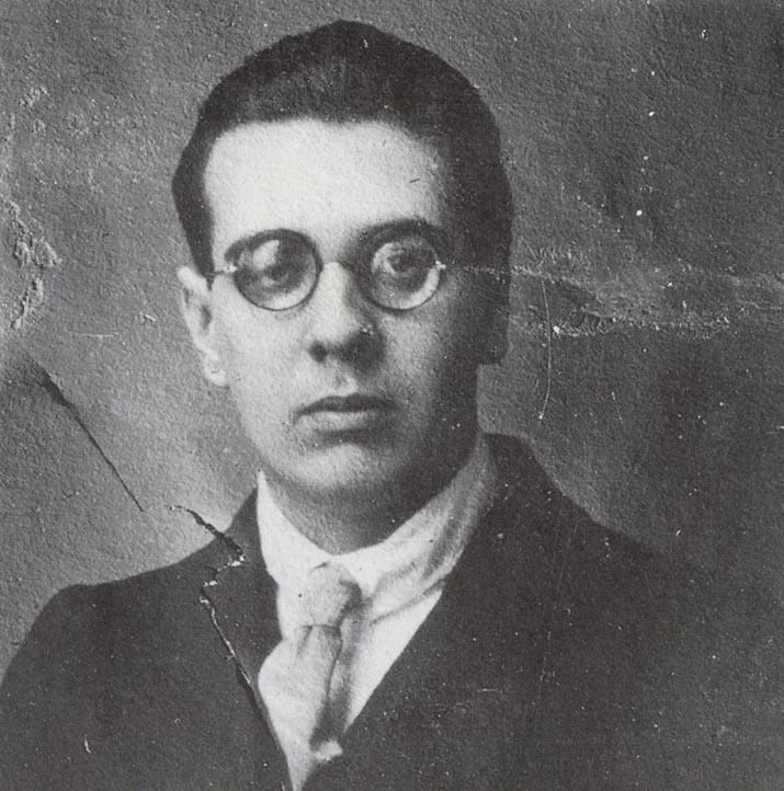 Anarka y Sevillano: el joven Borges