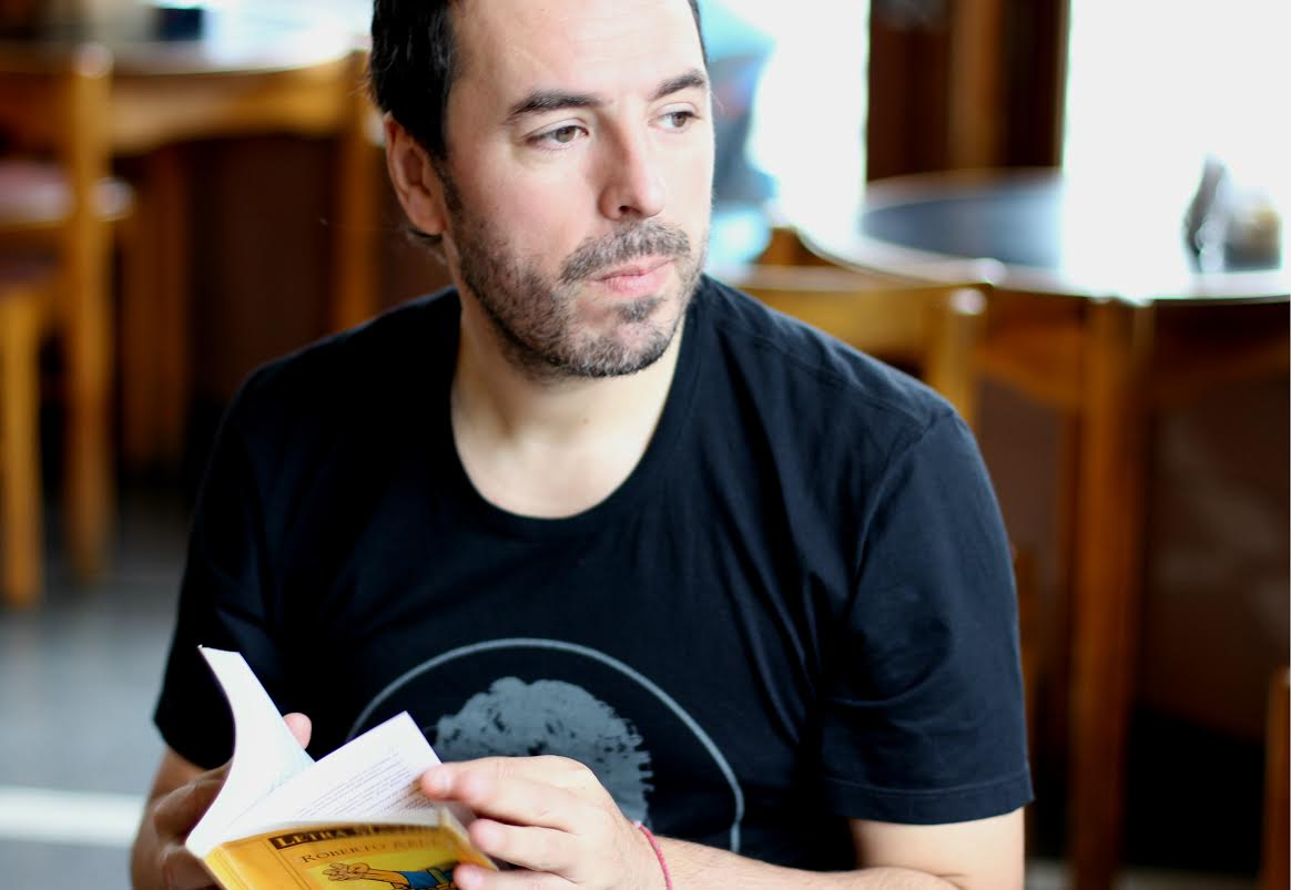 """Maximiliano Crespi: """"Somos la manera en que leemos lo que leemos"""""""