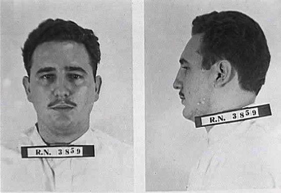 Fidel arrestado después del ataque