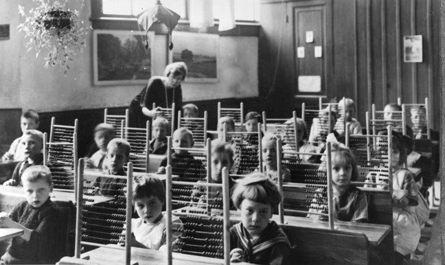 La muerte de la escuela moderna