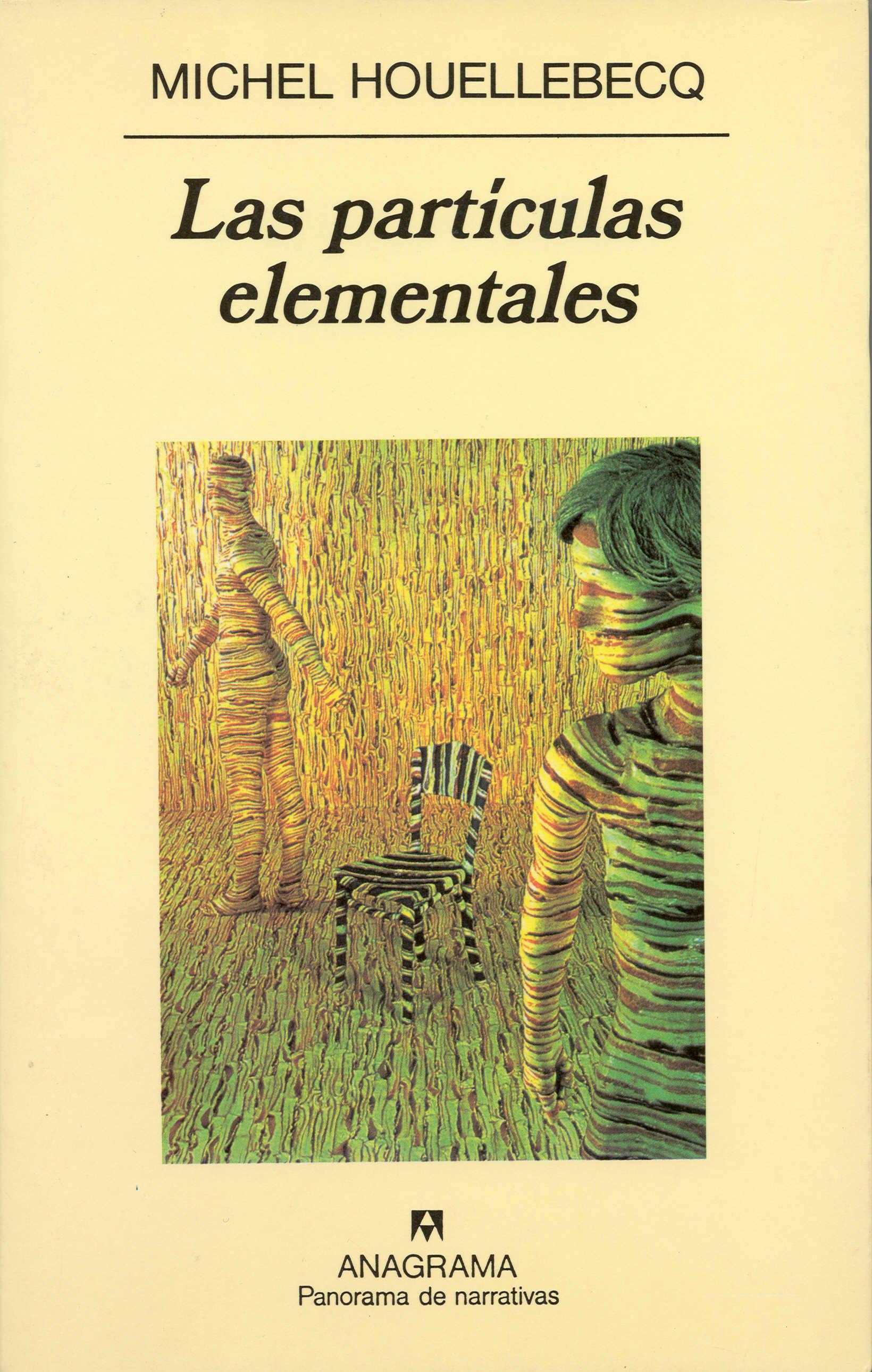 """""""Las partículas elementales"""" (1998), de Michel Houellebecq"""