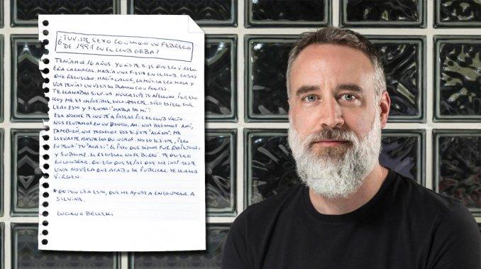 """Luciano Belleli: """"Escribo para ser leído"""""""