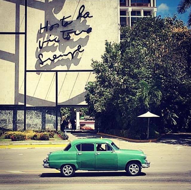 Cuba Foto Polvo 2