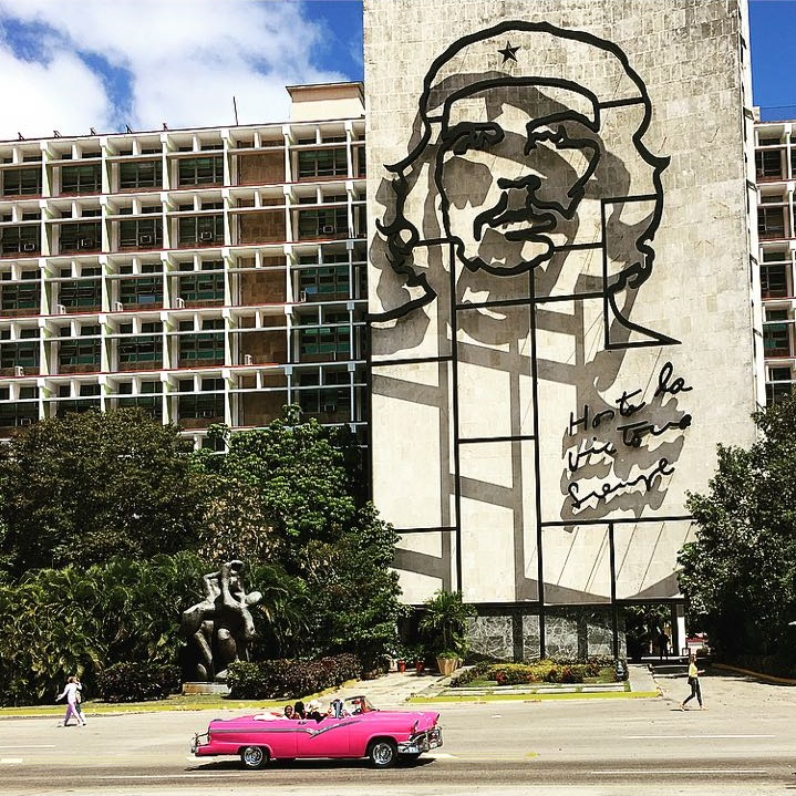 Cuba Foto Polvo 1