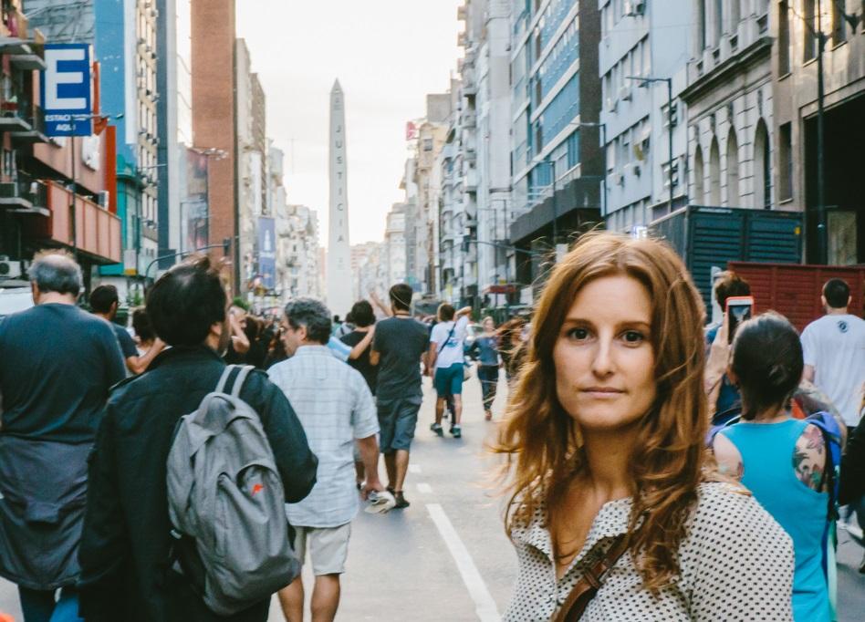 María Eugenia Krauss: «Hay que desacralizar la imagen de la lectura»