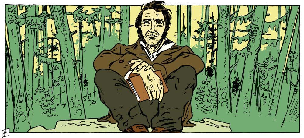 Thoreau, el libertario