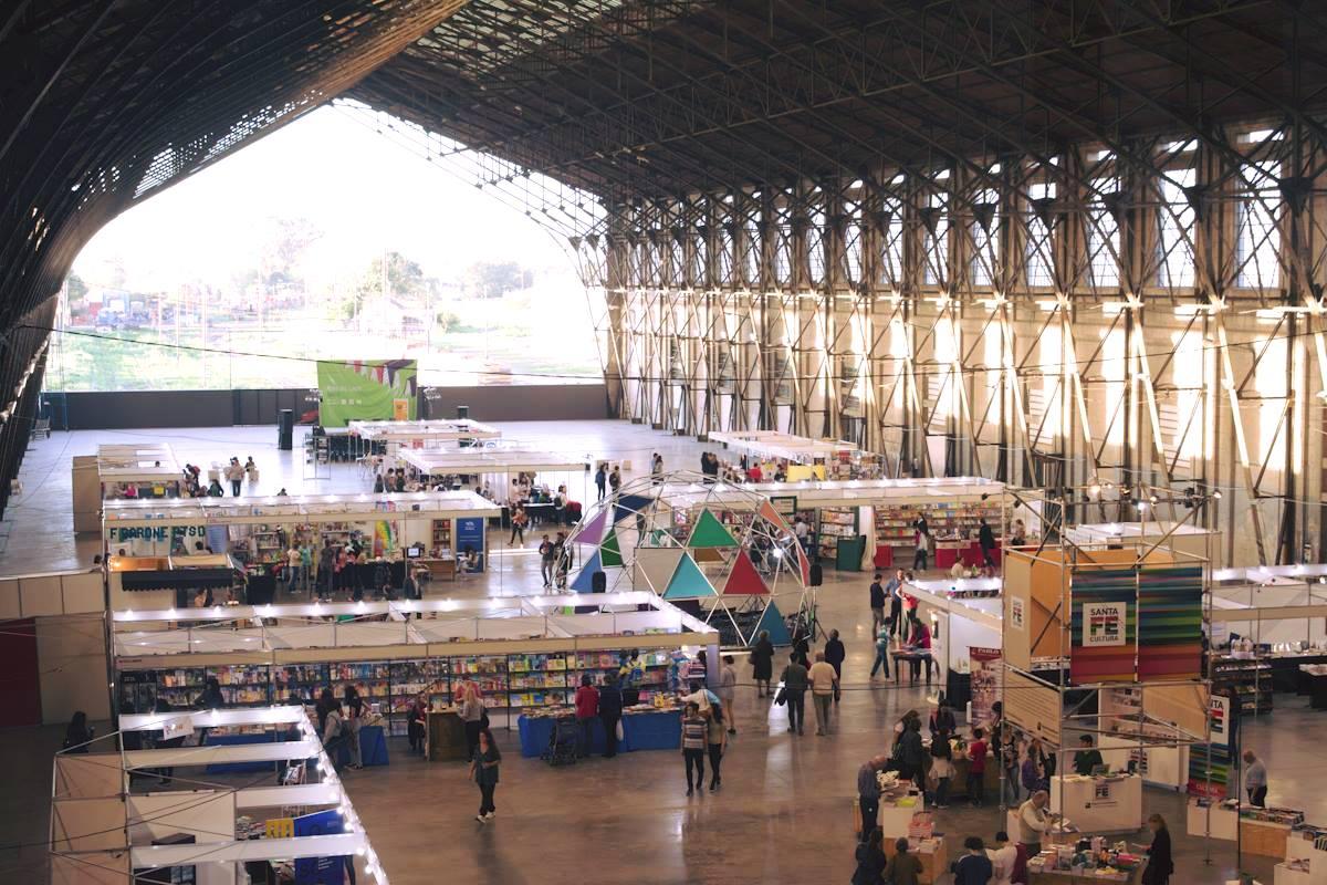 Feria del Libro de Santa Fe: un recorte personal