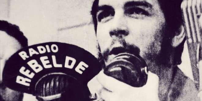 Che Guevara: un puño en alto que nunca desiste
