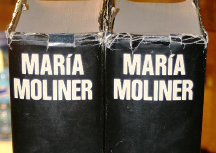 Eterna María, inmortal Moliner