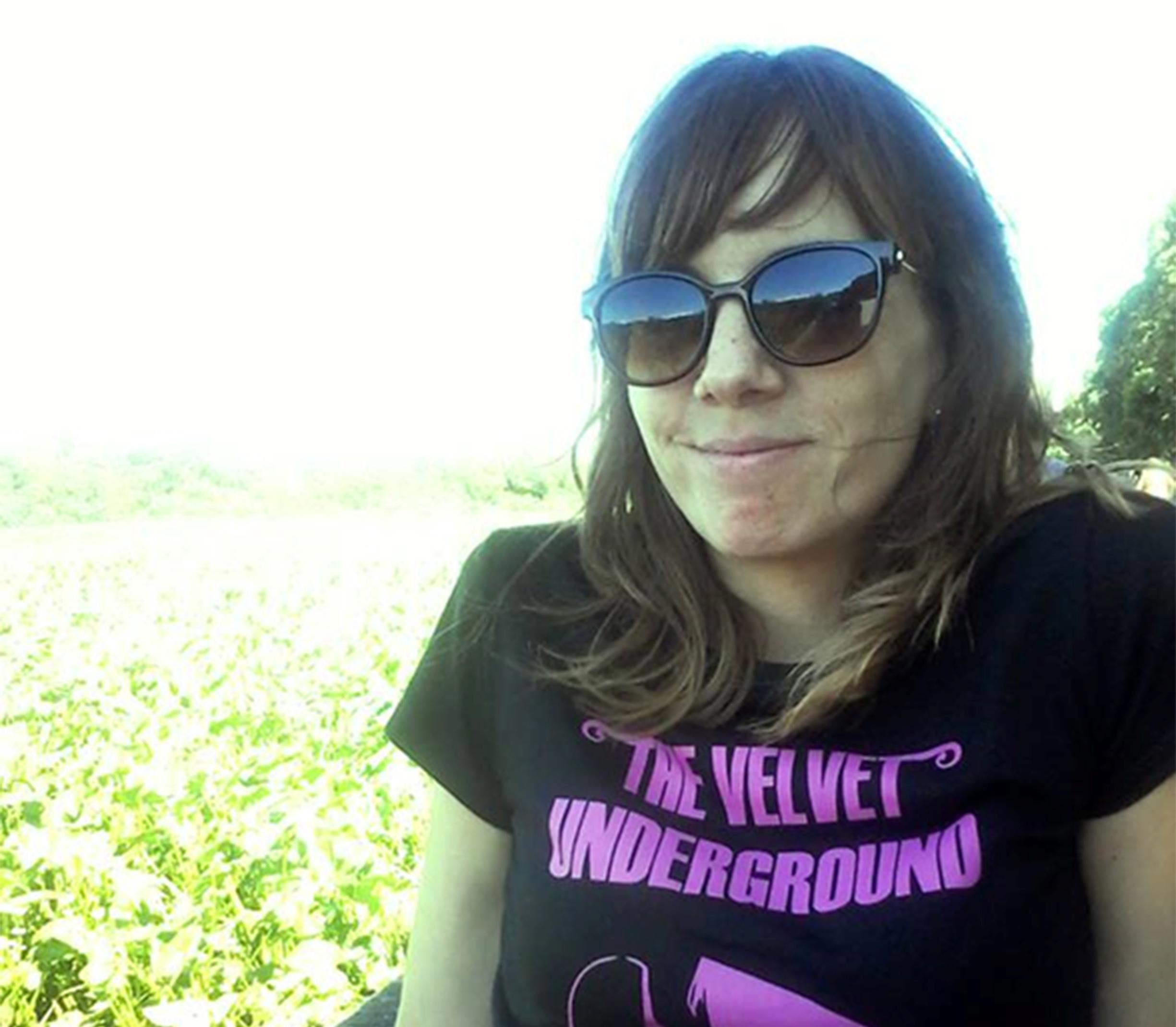 """Julia González: """"El paisaje invitaba a escribir cosas que estaban dentro de mí y que dolían tanto»"""