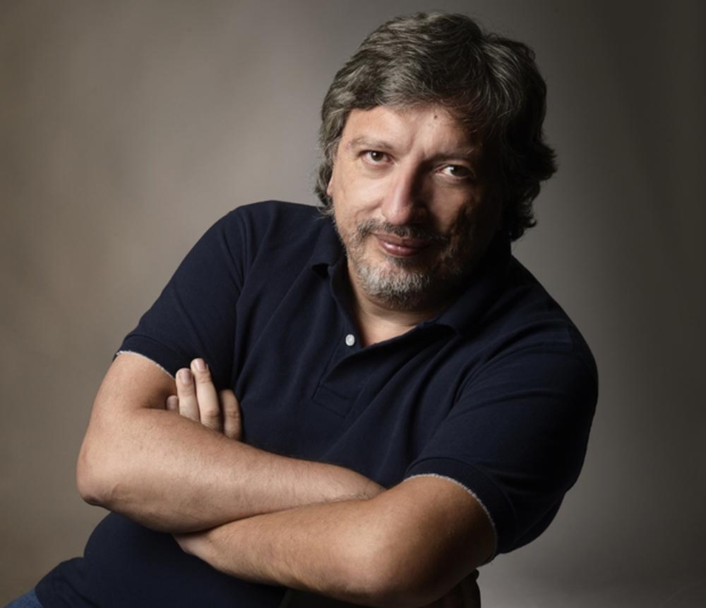 Sergio Olguín:«La realidad te va transformando en un tipo con más cinismo»