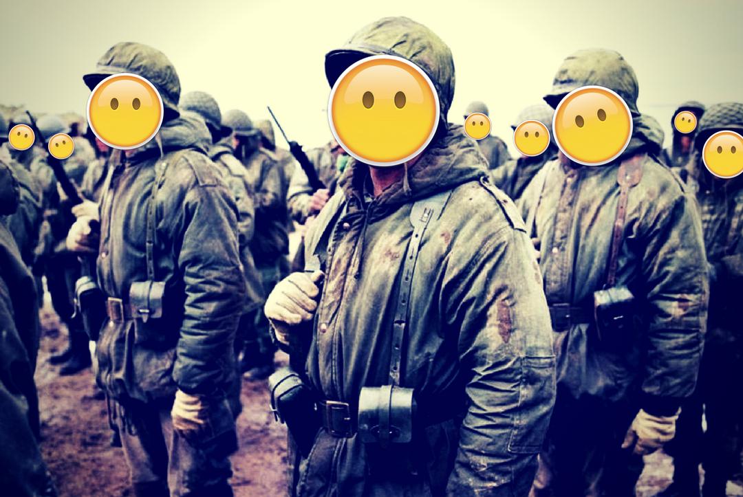 Los que irían a la guerra hoy
