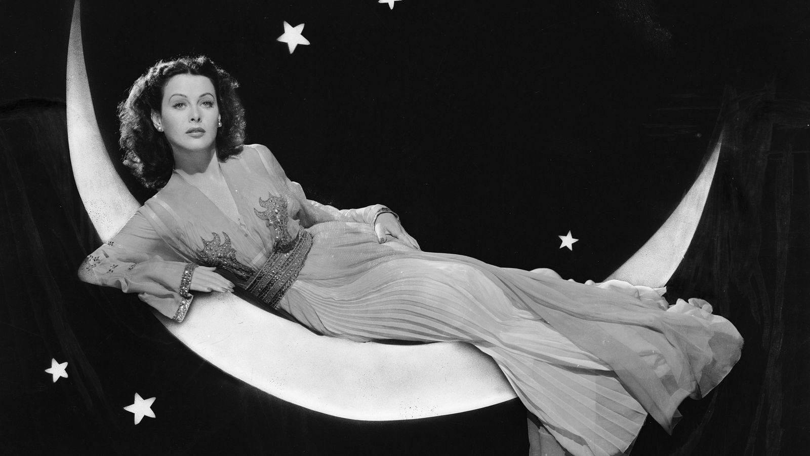 Polvo Auge Decadencia Y Resurrección De Hedy Lamarr