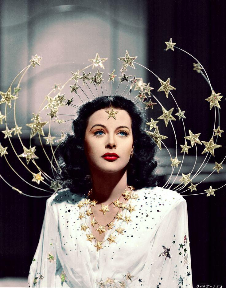 Auge, decadencia y resurrección de Hedy Lamarr