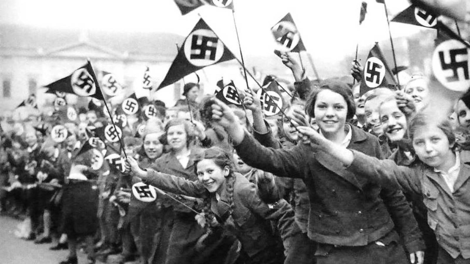 Mi tía nazi