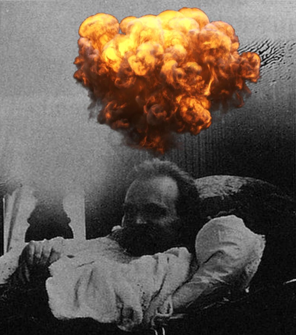 El cóctel en la cabeza de Nietzsche
