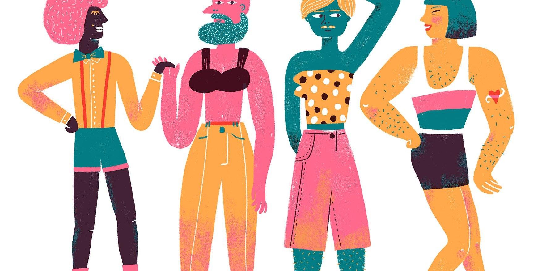 Lo queer en psicoanálisis: clínica desde Paul Preciado