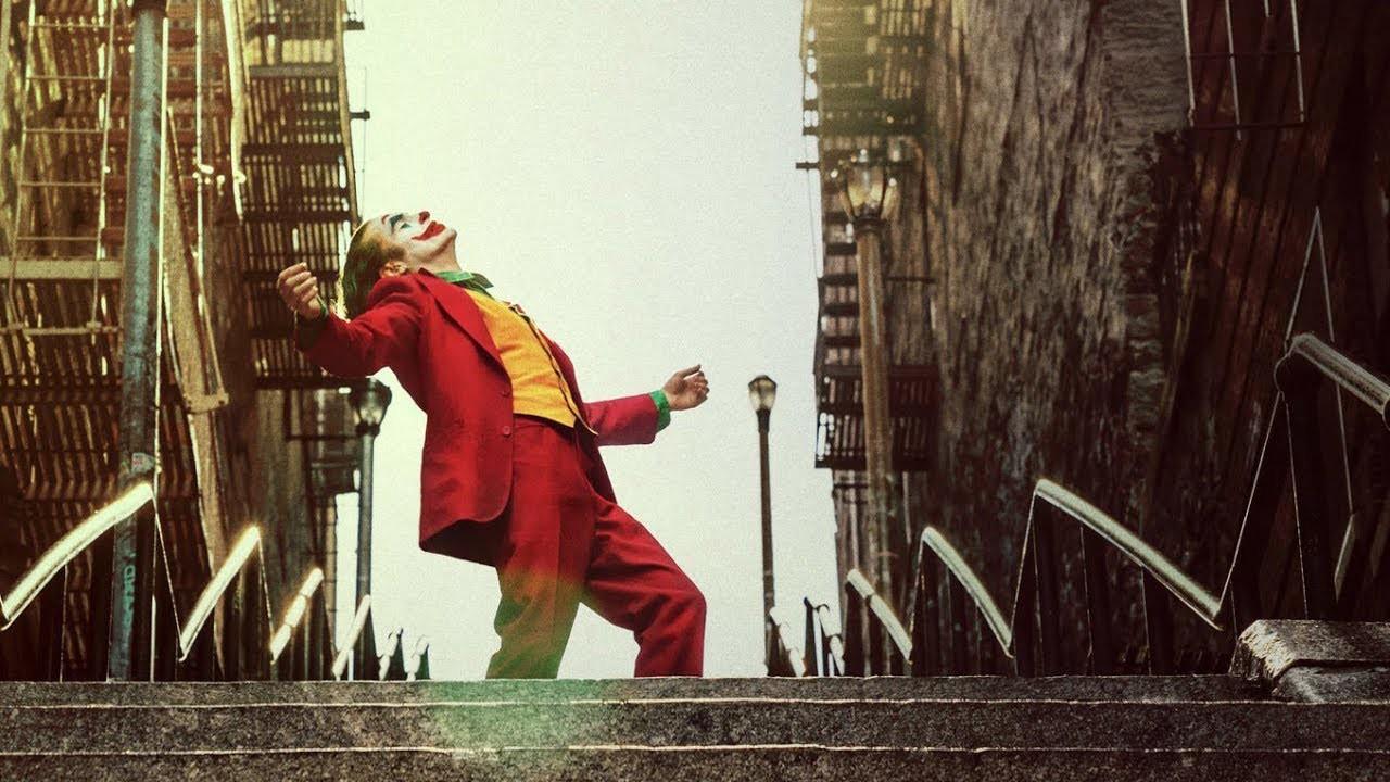 The Joker: consumir o consumirse