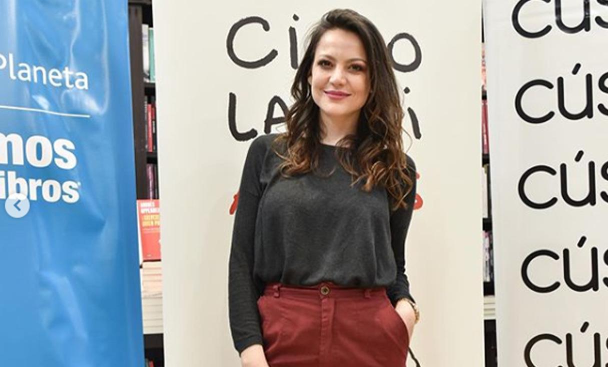 """Cielo Latini: """"No me perdono haber publicado Abzurdah de tan joven"""""""