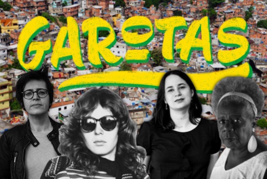 Garotas rebeladas: travesía por la poesía brasileña contemporánea